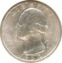 1932-D_Quarter_Obverse