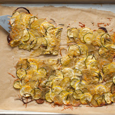 Provencal Summer Squash and Potato Gratin