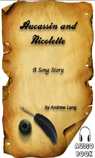 Aucassin and Nicolette Audio