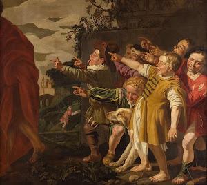 RIJKS: attributed to Roeloff van Zijl: painting 1630