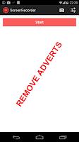 Screenshot of Screen Recorder License