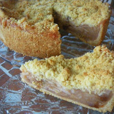 Apple Crumbles Cake