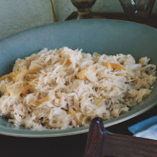 Sauerkraut with Apples