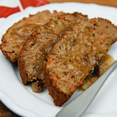 Thanksgiving Meatless Loaf