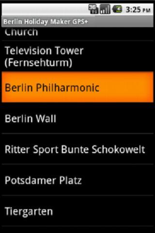 玩旅遊App|柏林度假簽證的GPS +免費|APP試玩