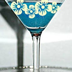 My Blue Heaven Martinis
