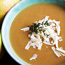 Ginger Winter Squash Soup
