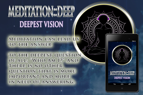 Meditation::Deepest Vision - screenshot