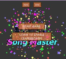 Screenshot of Song Master Free (Multiplayer)