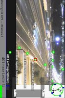 Screenshot of Augmented Traffic Views 1.1.0