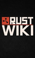 Screenshot of Rust Wiki