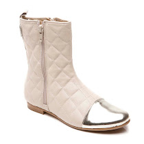 Step2wo Solange - Metallic Toe Boot BOOT