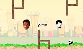 Screenshot of Asztaldenemszék