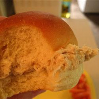 Hot Cream Chicken Sandwich Recipes