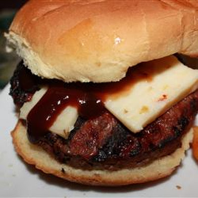 Barbequed Citrus Burgers