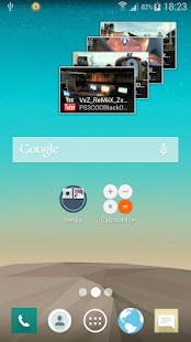 LG G3 Theme - screenshot