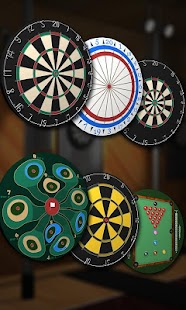 Pro Darts 2014- screenshot thumbnail