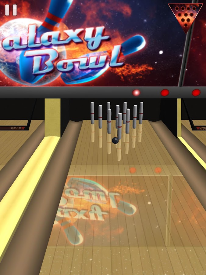 Galaxy Bowling ™ 3D Screenshot 12