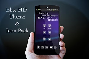 Screenshot of Elite HD Theme Launcher Pack