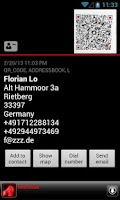 Screenshot of QR & Barcode reader (Secure)