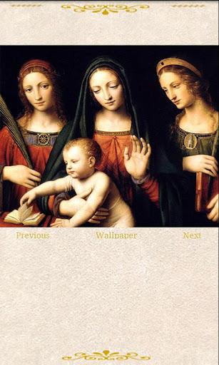 Virgin Mary Wallpaper Free