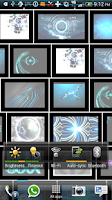 Screenshot of Infinity Photo Wallpaper Free