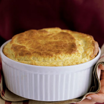 Spoon Bread Soufflé