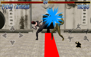 Screenshot of Rising Sun Boxing