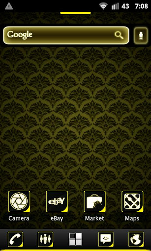 ADW Theme Cyanogen - Android Informer. Please don´t forget to RATE and post Comments. Thanks ! Cyano