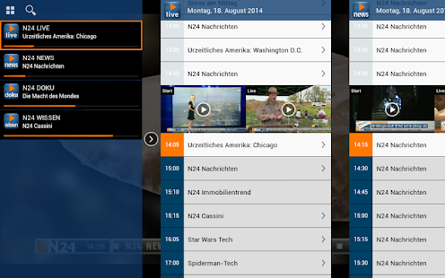 n24 app android