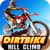 Dirt Bike Hill Climb