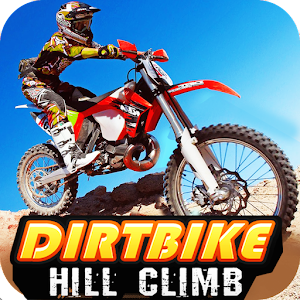 Cover art Dirt Bike Hill Climb