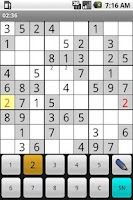 Screenshot of OpenSudoku