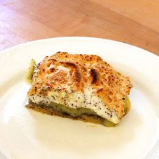 Lemon-Poppy Seed Bars