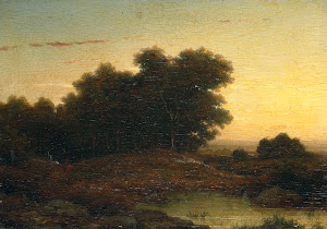 RIJKS: Louwrens Hanedoes: painting 1849