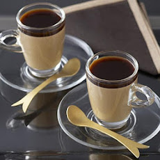 Spiced Creamy Coffee Jellies
