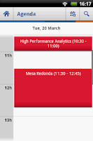 Screenshot of SAS Forum Portugal 2012
