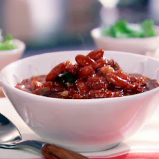 No Recipe Recipe: Smoky Veggie Chili