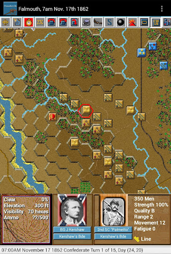 Civil War - Chancellorsville - screenshot