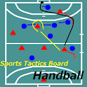 STB handball icon