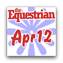 The Equestrian April 2012 icon