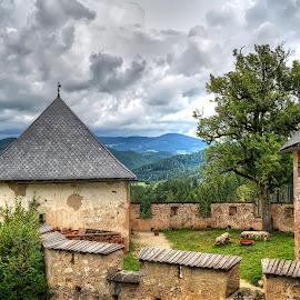 Castle Hochosterwitz, Launsdorf by Cristian Peša - Buildings & Architecture Public & Historical