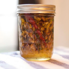 Walnut-Thyme Honey