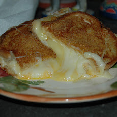 Grilled Cheese With a Kick