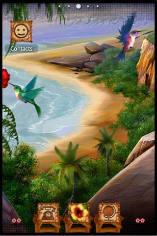 免費下載個人化APP|ADWTheme Tropical Dream app開箱文|APP開箱王