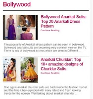 Screenshot of Pakistan fashions