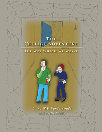 The College Adventure cover