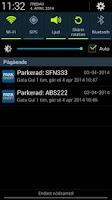 Screenshot of ParkOnOff