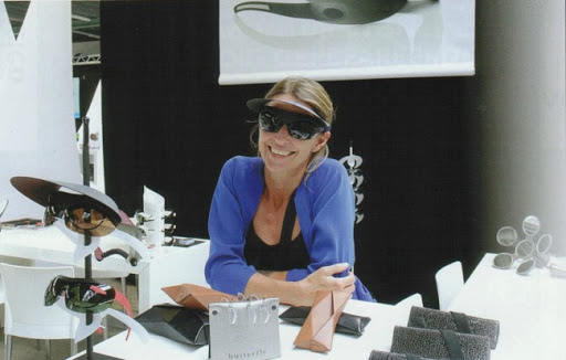 bieke hoet - Visor Sunglasses