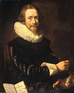 RIJKS: Abraham de Vries: painting 1621